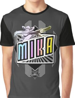 R-Mika Graphic T-Shirt