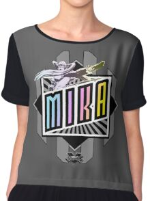 R-Mika Chiffon Top