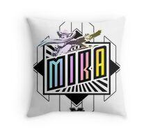 R-Mika Throw Pillow