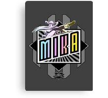 R-Mika Canvas Print