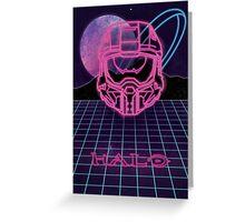 1980's Halo Greeting Card