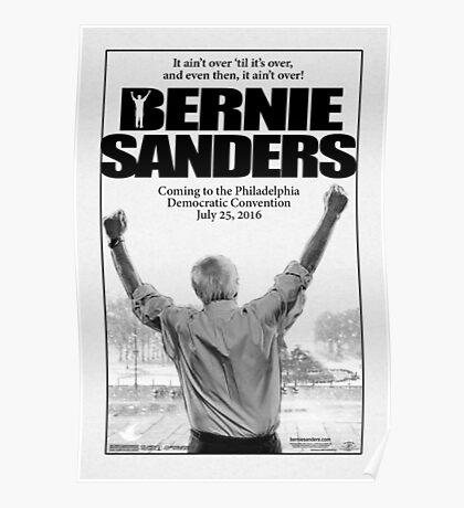Bernie Movie Poster Poster