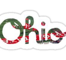 Script Ohio Sticker