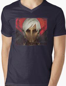 Fenris Romance Arazzo Mens V-Neck T-Shirt
