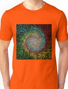 Eye Test in abstract Unisex T-Shirt