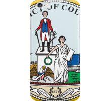 Seal of Washington DC iPhone Case/Skin