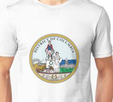 Seal of Washington DC Unisex T-Shirt