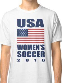 USA Women's Soccer 2016 Classic T-Shirt