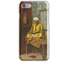 ARTHUR VON FERRARIS  HUNGARIAN - THE LEARNED MAN OF CAIRO iPhone Case/Skin