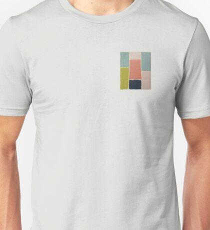Color blocks Unisex T-Shirt