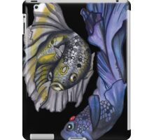 Umbreon and Espeon (Betta) iPad Case/Skin