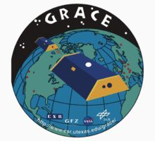 Gravity Recovery and Climate Experiment Logo One Piece - Long Sleeve