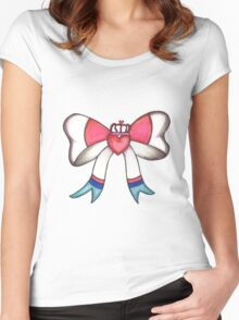 Sylveon Princess Women's Fitted Scoop T-Shirt