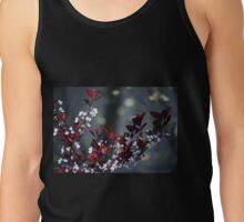 Japanese Plum Tree Tank Top
