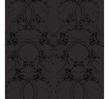 Black Lace Photographic Print