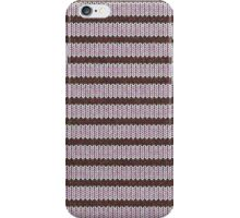 Pink Roses in Anzures 1 Knit 1 iPhone Case/Skin
