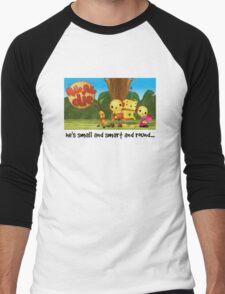 Rolie Polie Olie Men's Baseball ¾ T-Shirt