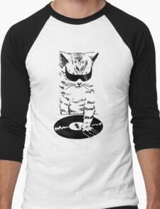 DJ Scratch Men's Baseball ¾ T-Shirt