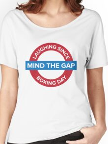 Mind The Gap Women's Relaxed Fit T-Shirt