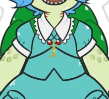 Carnivorous Kappa Sticker