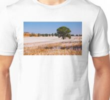 Tree in Field  Unisex T-Shirt