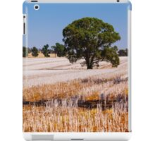 Tree in Field  iPad Case/Skin