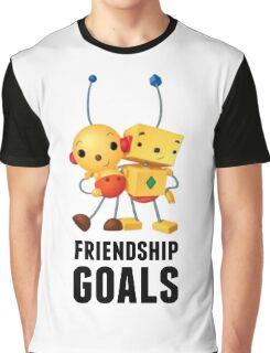 Friendship Goals Graphic T-Shirt