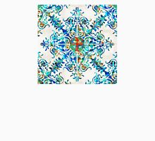 Colorful Pattern Art - Color Fusion Design 6 By Sharon Cummings Unisex T-Shirt