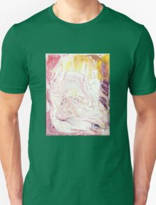 Mozart - Lacrimosa, Requiem Mass in D minor (K. 626)- Original oil painting Unisex T-Shirt