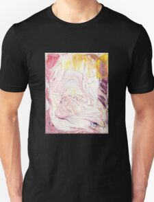 Mozart - Lacrimosa, Requiem Mass in D minor (K. 626)- Original oil painting Unisex T-Shirt