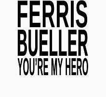 Ferris Bueller You're My Hero Men's Baseball ¾ T-Shirt