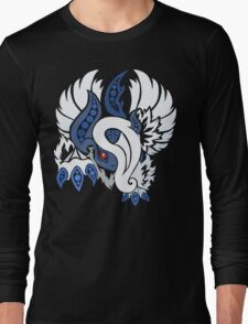Mega Absol - Yin and Yang Evolved! Long Sleeve T-Shirt