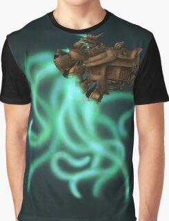 Meg-0-topus Graphic T-Shirt