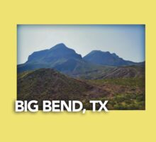 Big Bend Landscape 3 One Piece - Short Sleeve