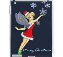 tinkerbell christmas iPad Case/Skin