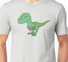 I-love-u-saurus Rex Unisex T-Shirt