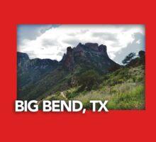 Big Bend Landscape 6 One Piece - Short Sleeve