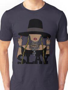 SLAY (Transparent BG) Unisex T-Shirt