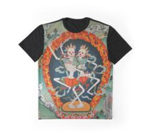Buddhist deities of death Graphic T-Shirt
