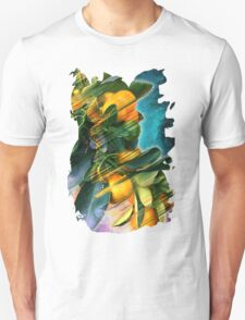 Small fruit tree in outer space T-Shirt