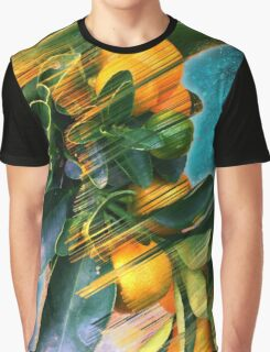 Small fruit tree in outer space Graphic T-Shirt