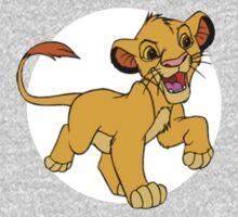 Simba Baby Tee