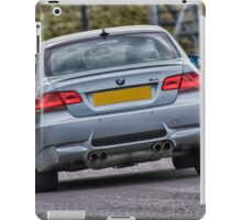 BMW M3 track day iPad Case/Skin