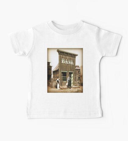 Old West Bandit Baby Tee