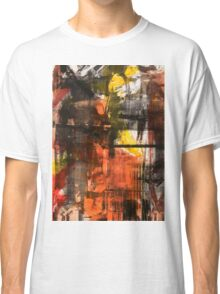 TIME IS THE FIRE IN WHICH WE BURN-PART 2—SCHWARTZ Classic T-Shirt