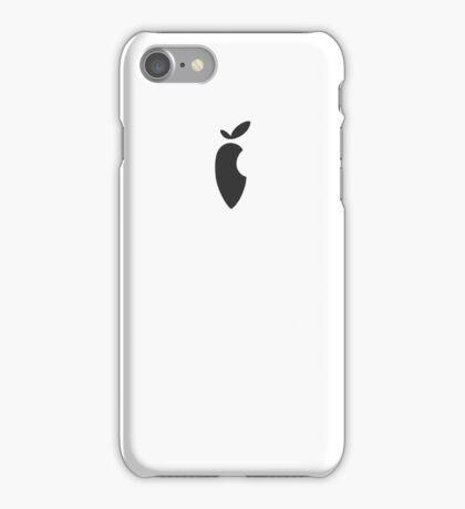 CARROT Parody Brand Phone Case BLACK iPhone Case/Skin