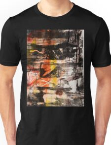 TIME IS THE FIRE IN WHICH WE BURN-PART 1—SCHWARTZ Unisex T-Shirt