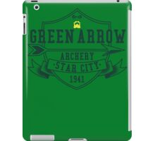 Archery Club iPad Case/Skin