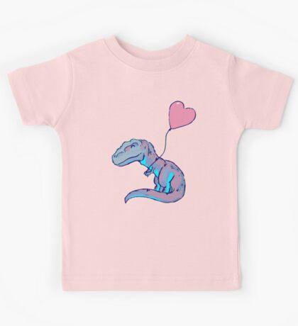 I Love Dinosaurs Kids Tee