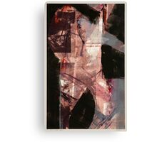 OPIUM EATER—PESSOA Canvas Print